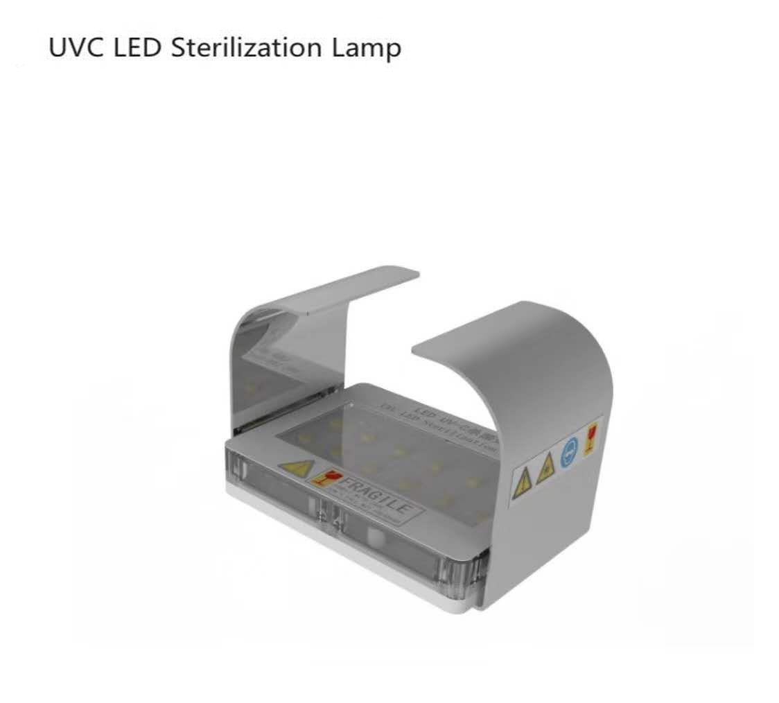 escalator UV sterilizer