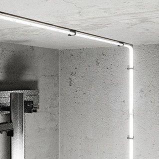 led strip shaft lighting kit